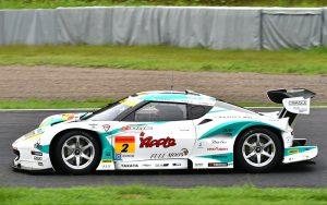 Super GT 2017 at Okayama International Circuit
