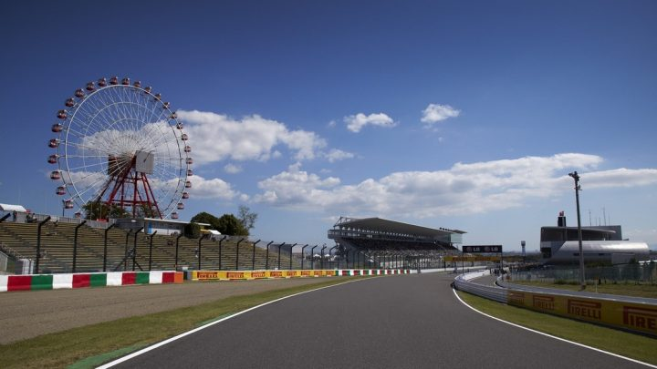 Suzuka Circuit (international racing course)
